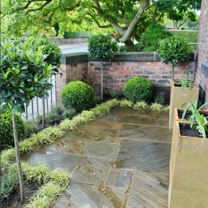 Secrets of good garden design - Match surroundings