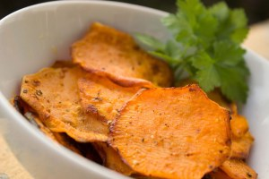Grow your own fitness: Sweet Potato