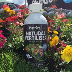 Organic fertiliser - PlantGrow