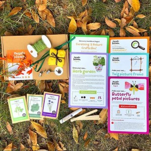 Mud & Bloom plant subscription box
