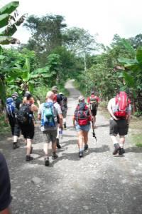 Michael Perry (Mr Plant Geek) Costa Rica Trek