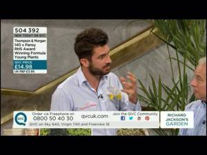 Michael Perry (Mr Plant Geek) on QVC