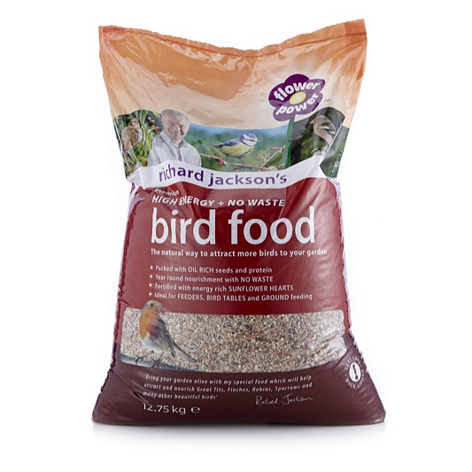 Richard Jackson High Energy Bird Food
