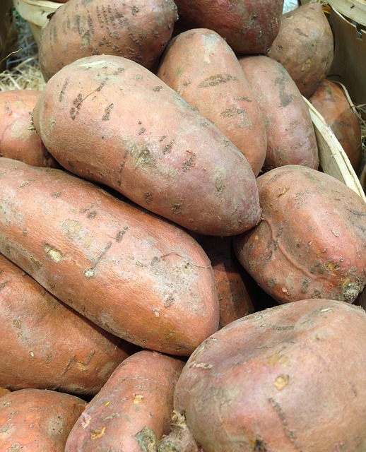 Veganuary: Sweet potato