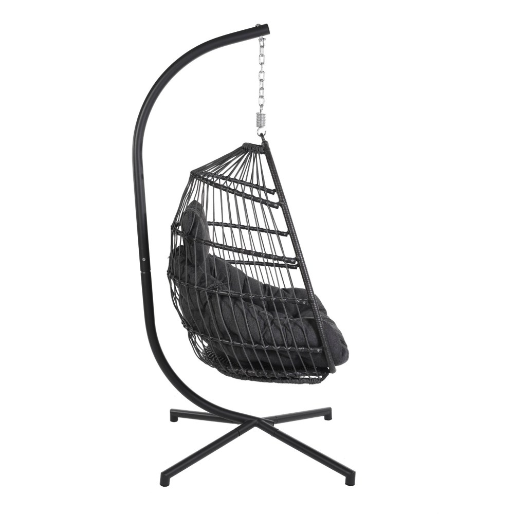 QVC Gardening - February Highlights: Canopy Hanging Chair