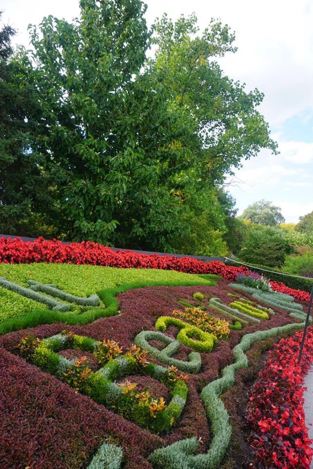 Mosaic gardening
