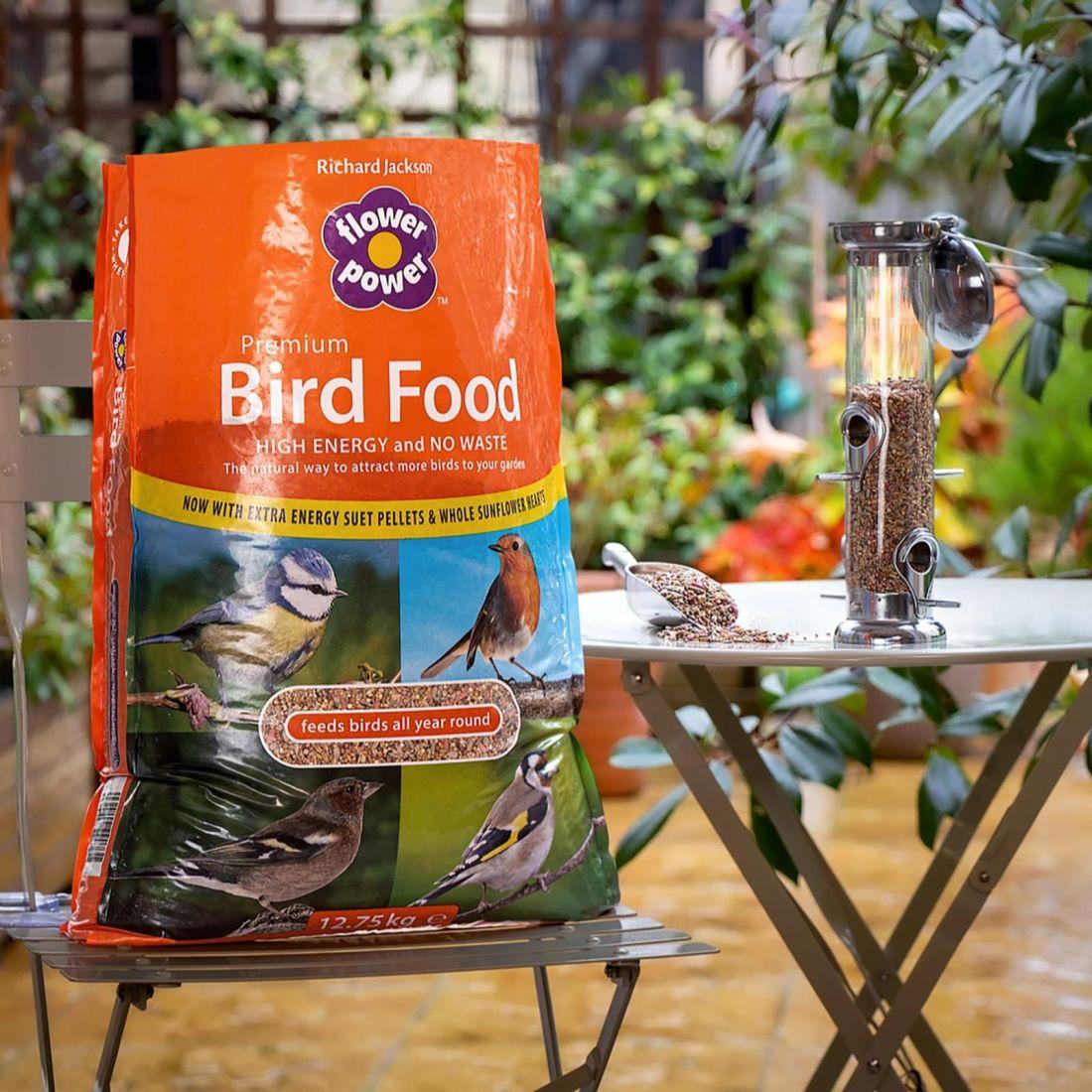 Richard Jackson High Energy Bird Food