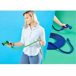 Bionic stretch hose