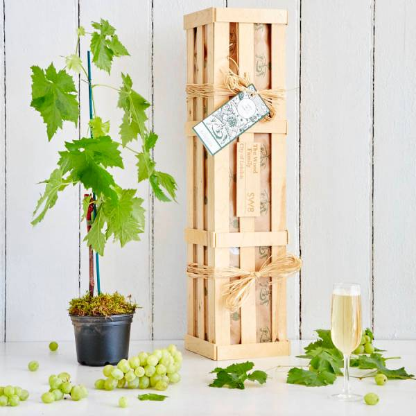 Personalised Grapevine Gift