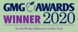 GMG Awards Social Media Influencer of the Year 2020