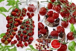 Tutti Frutti F1 Deep Red Desire