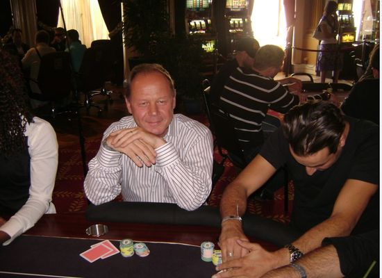 Bailly Jacques open poker Spa