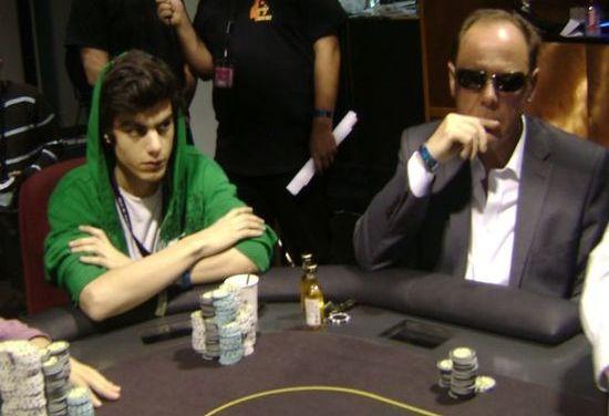 Marcel BJERKMANN champion de Belgique de poker