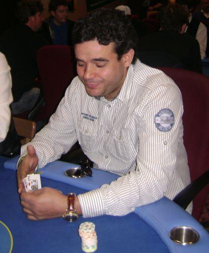 Manuel Beldroegas 4ème de l'Event 4 au BOPC de Namur