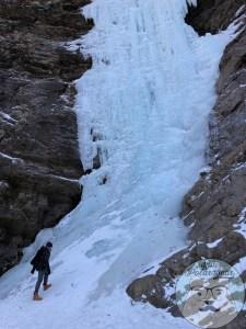 首爾自由行,首爾,自由行,九曲瀑布,冰瀑,雪景