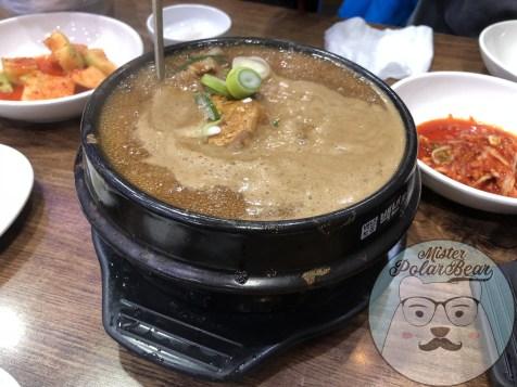 人參雞,人參雞湯,Seoulchickensoup2,參雞湯