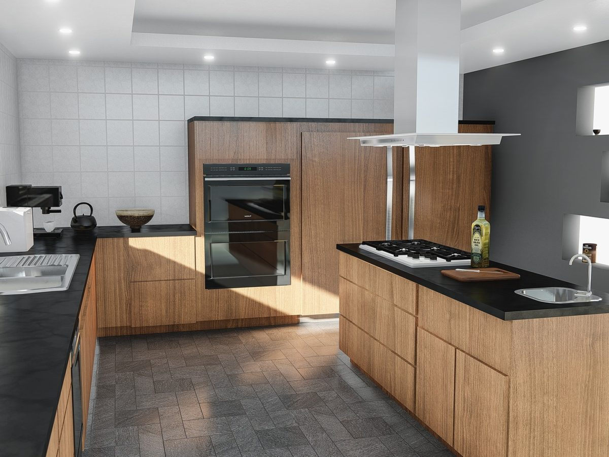 Recessed Lighting For Your Kitchen Learn The Perfect Placement