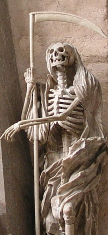 If The Grim Reaper Dies, Would That Constitute A Situational Irony?