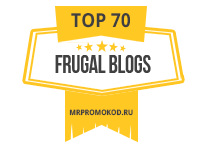 Top Global 70 Frugal Blogs