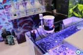détail de l'aquarium nano BLAU