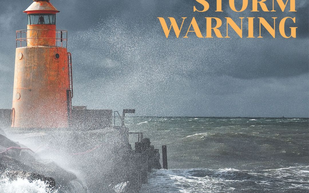 April 26, 2019 – Andrew Roussak releases Storm Warning