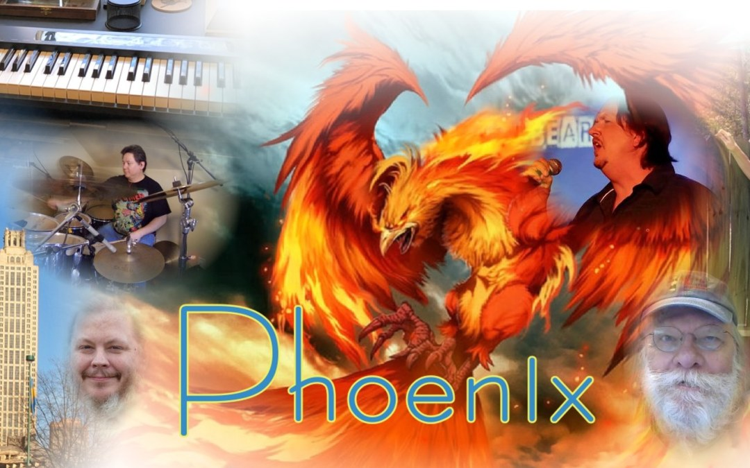 US Progressive Rock Band Phoen1x Sign with Melodic Revolution Records.