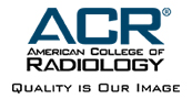 ACR - American College of Radiology
