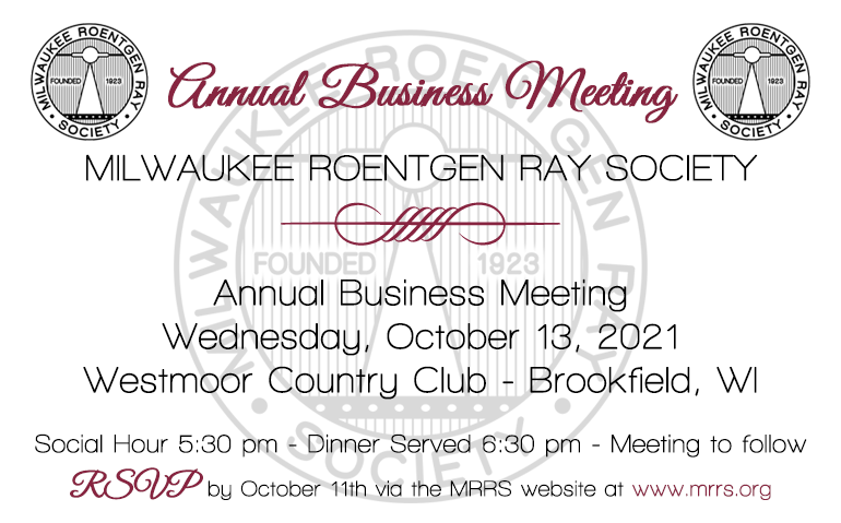 MRRS Annual Business Meeting