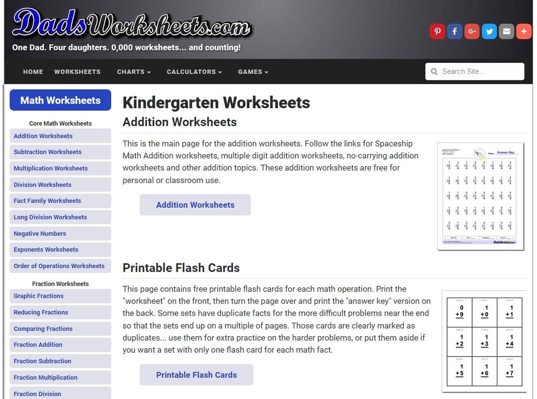 Worksheets Amp More