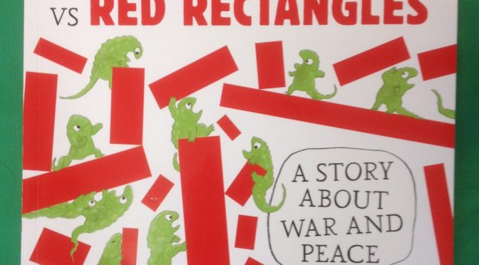 Green Lizards vs Red Rectangles Review