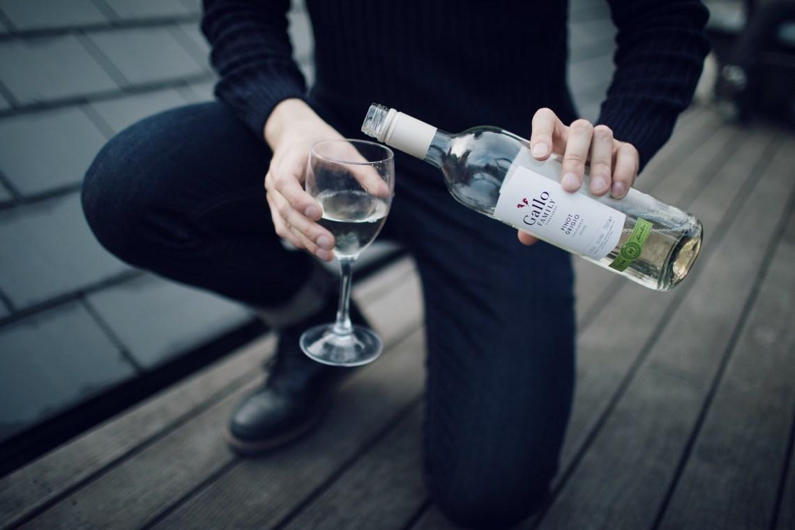 Pinot Grigio. Gallo Family Vineyards. Blog by Skirmantas Petraitis.