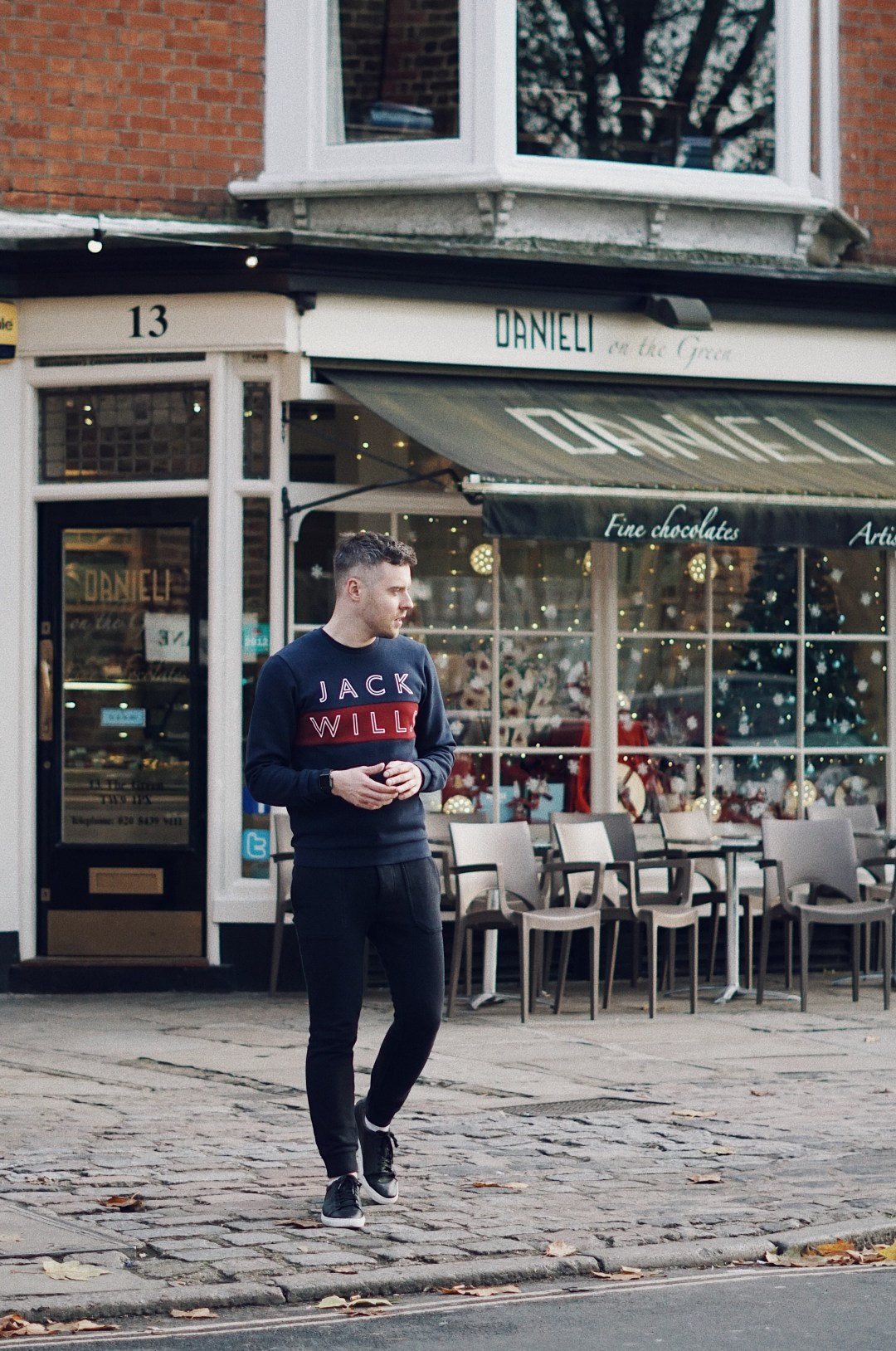 Gifts for Him from Jack Wills. Shot by Victoria Ambrosino @philorose in Richmond. Blog by Skirmantas Petraitis.