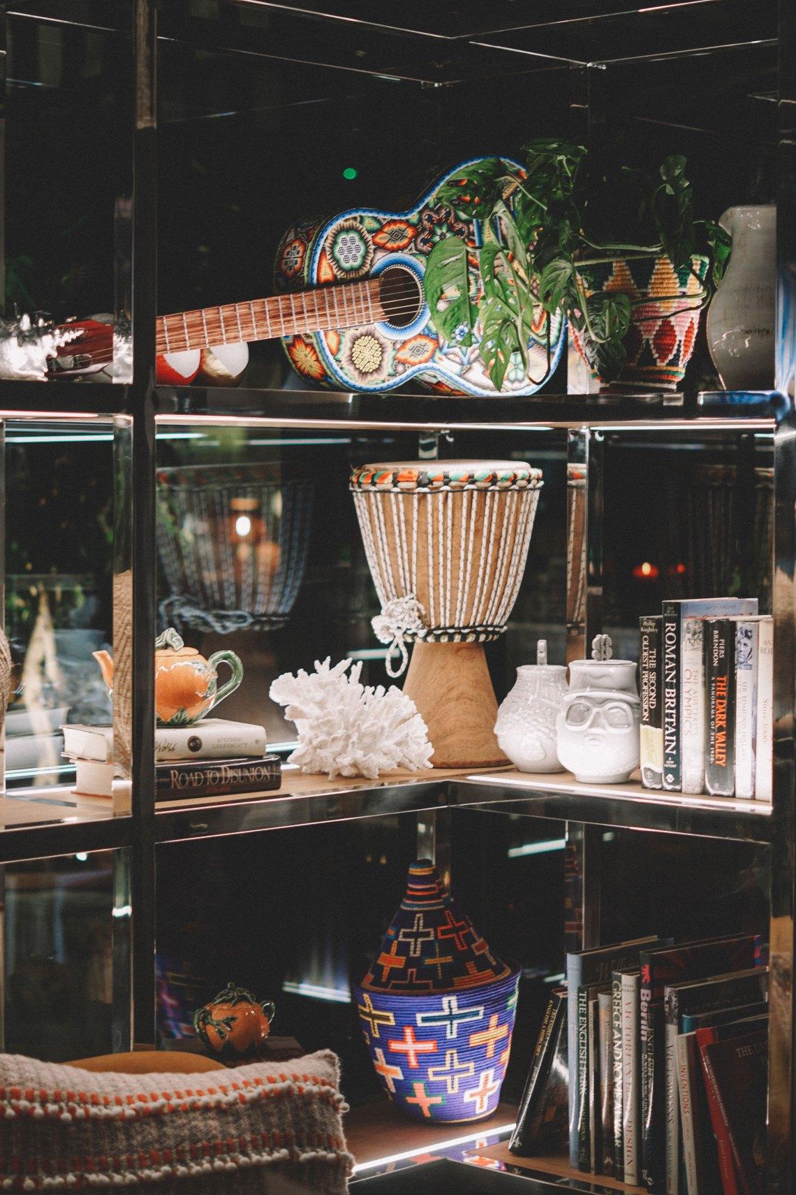 Dinning room at Mama Shelter London. Blog by Skirmantas Petraitis.