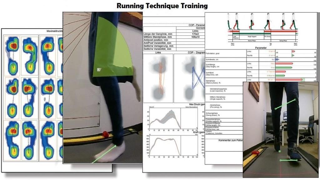 Running Technique Training
