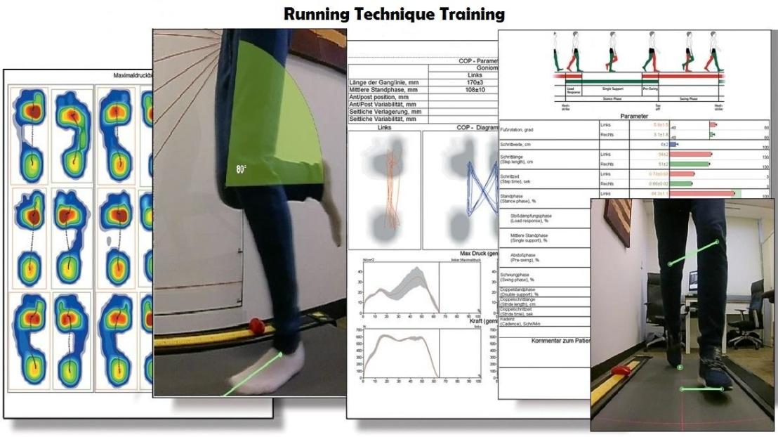 Running Technique Training
