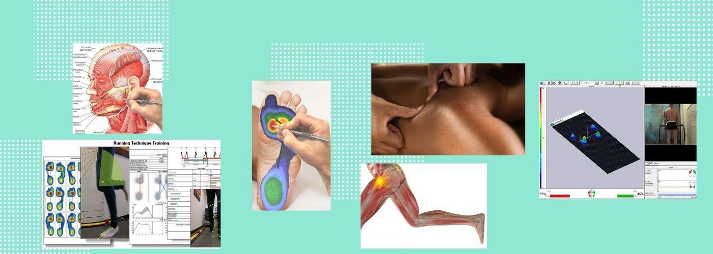 Sports Therapy, Gait Analysis,Massage Therapy,Mr Salus Sporting Lab, London