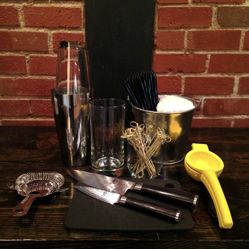 Bar Tools, Bloody Mary