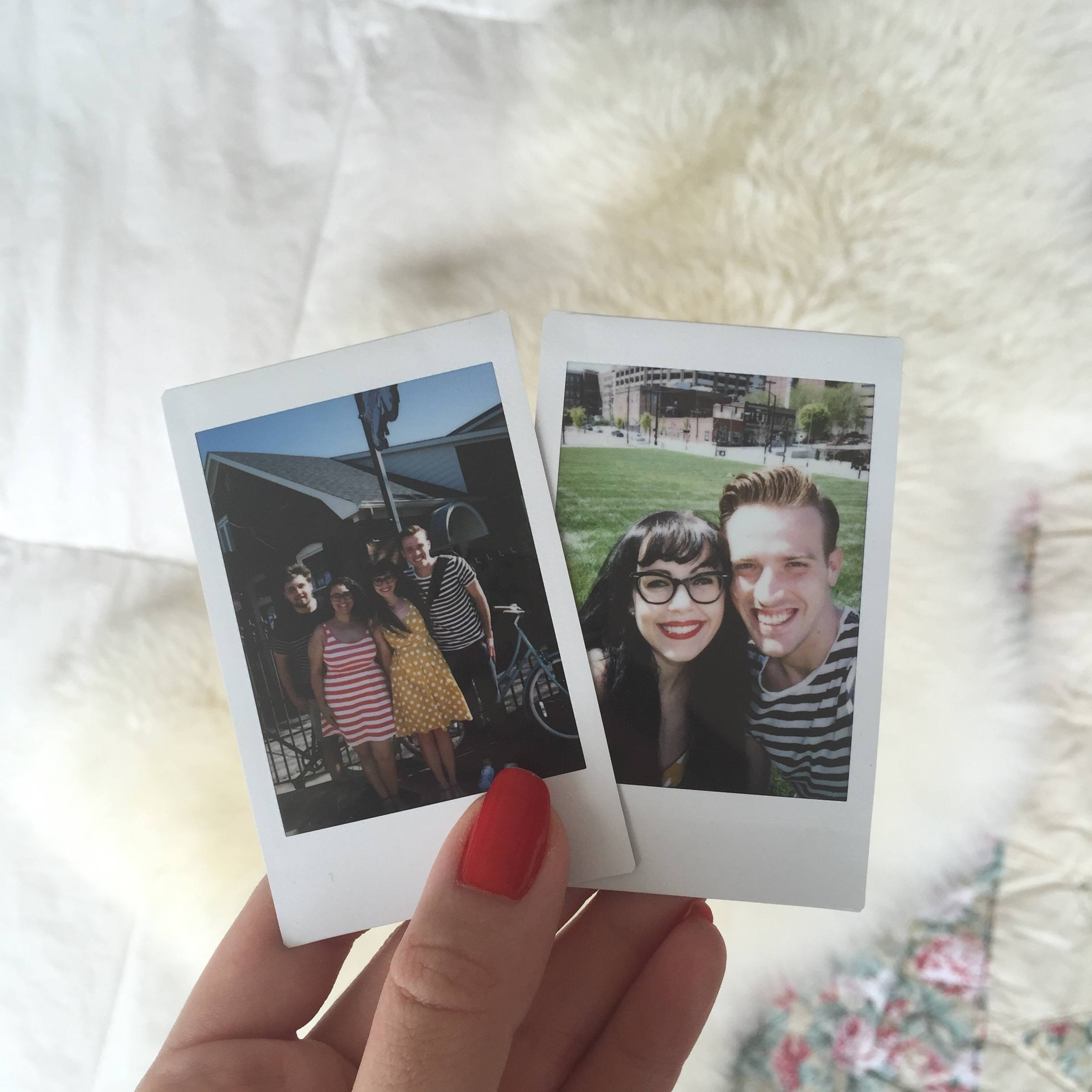 Instax Mini | Red Autumn Co