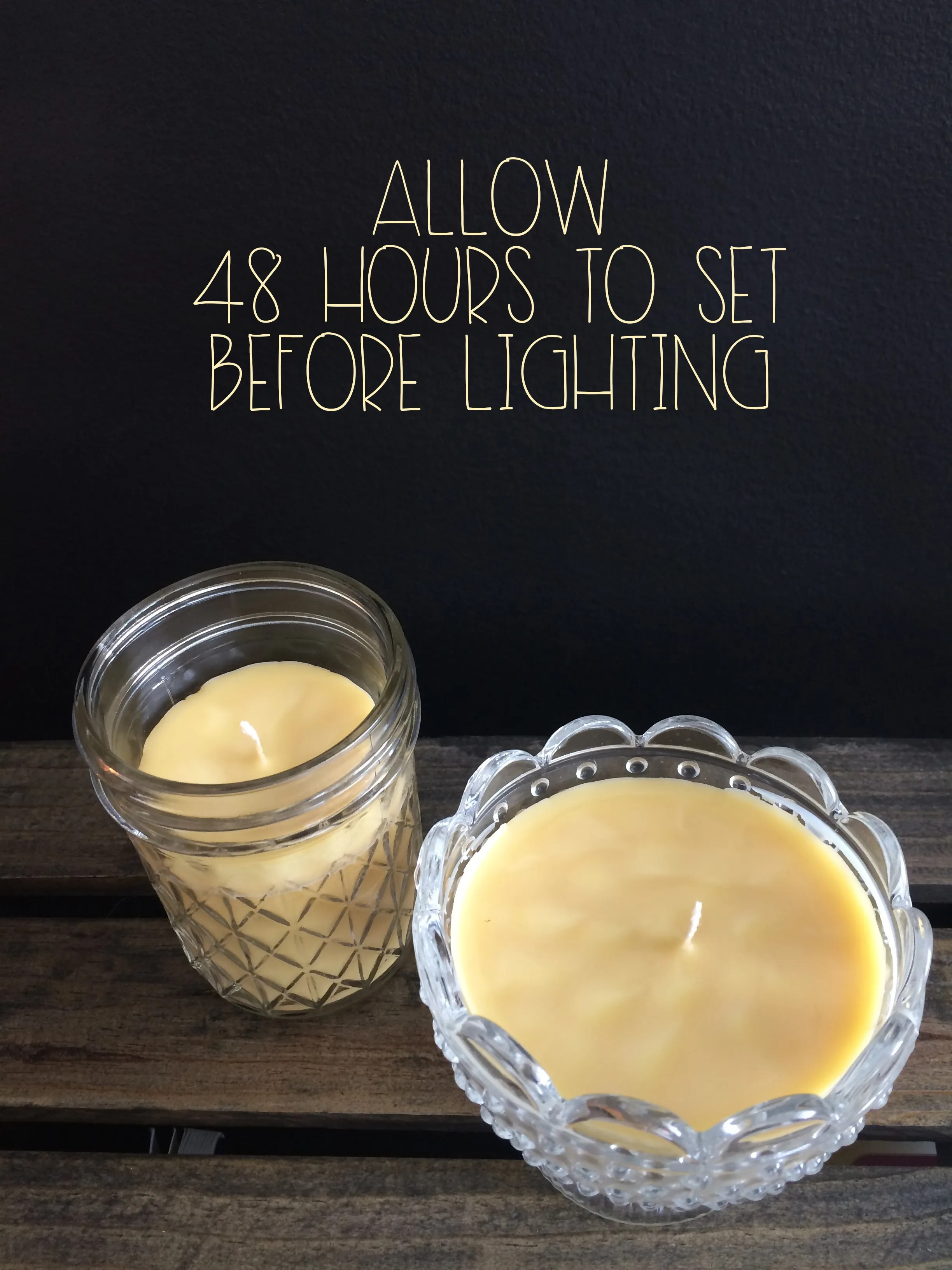 Making Beeswax Candles | MrsAmberApple