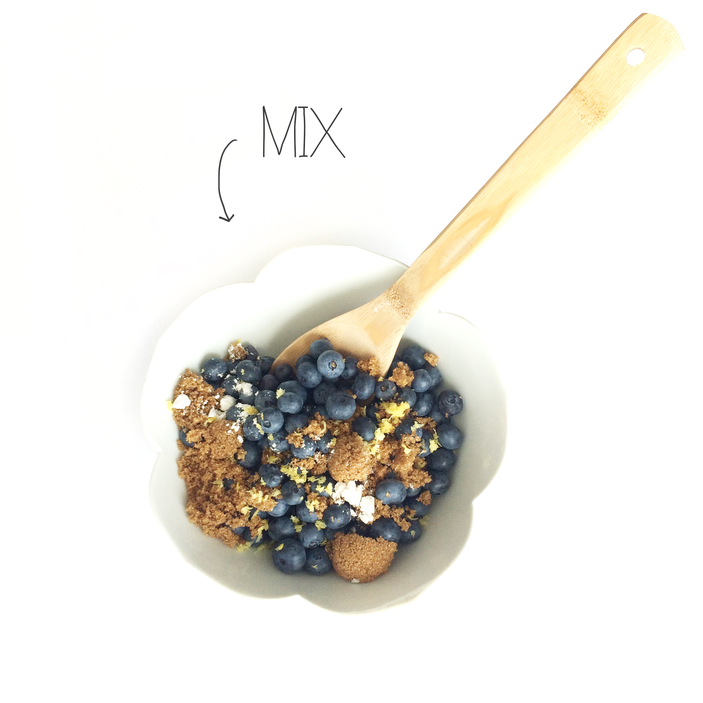 Mix Blueberry Filling | MrsAmberAppleBlog