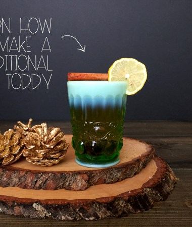 Traditional Hot Toddy