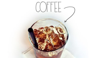 Iced Pour Over | Mrs Amber Apple Blog
