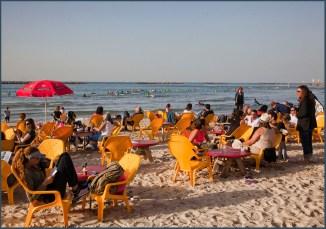 Tel Aviv Beach...
