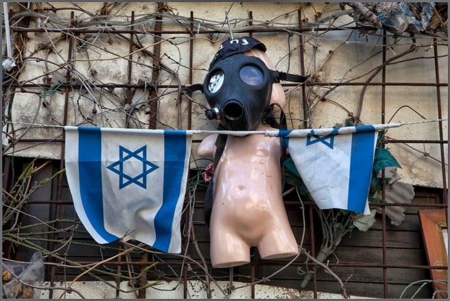 Gas Mask...