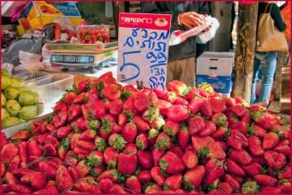 It's strawberry season...
