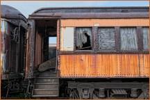 Steamtown car exteriors 2