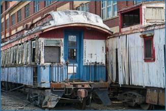 Steamtown car exteriors 7