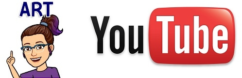 Visit the Mrs. ArtTeacherLady Channel on YouTube
