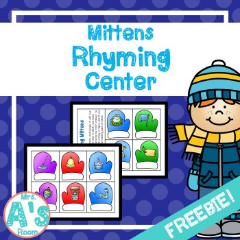 Mittens Theme Ideas & Activities