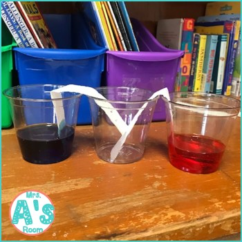 Science Time! Mixing Colors